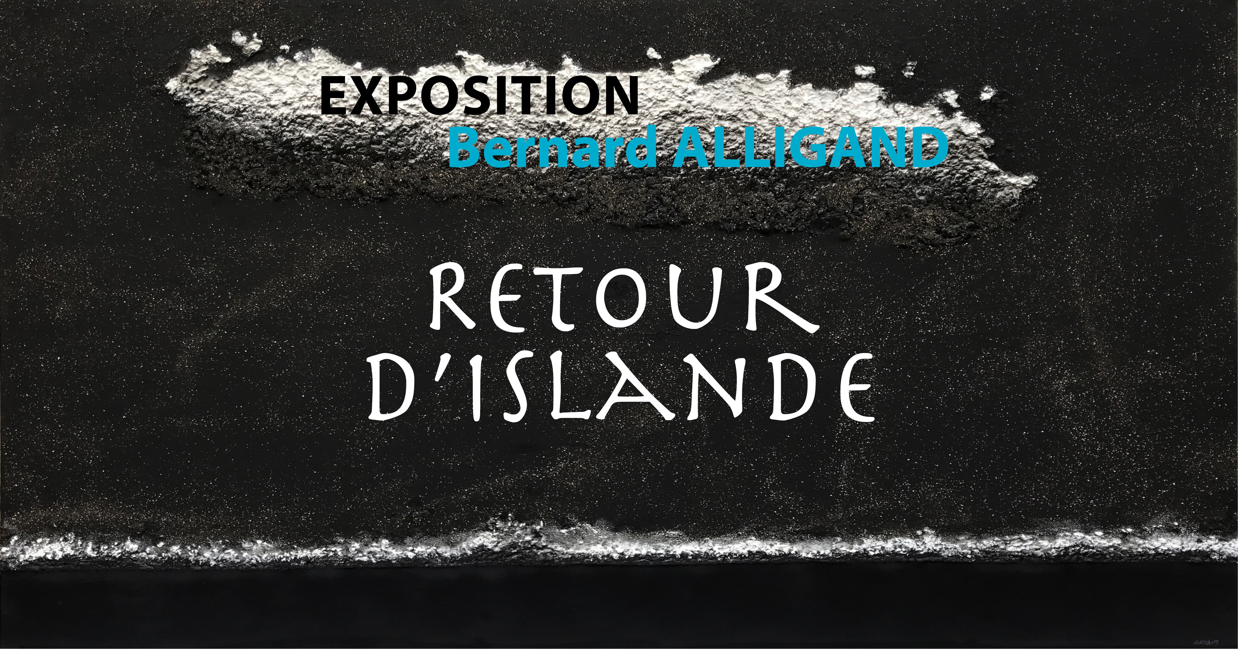 Exposition : Retour d'Islande  