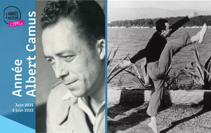Année Albert Camus - Lecture à deux voix |
