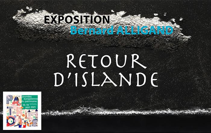 Exposition : Retour d'Islande |