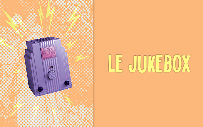 Installation sonore : Le Jukebox  